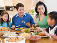 Влияние семьи на ребенка