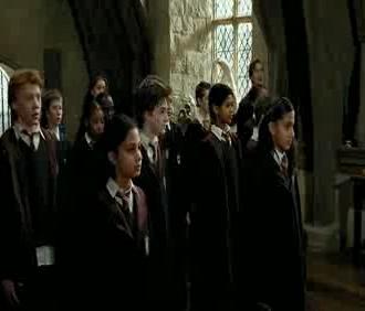 Фрагмент фильма о Гарри Поттере