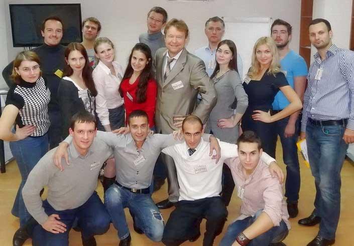 Искусство речи и ораторское мастерство (октябрь 2012)