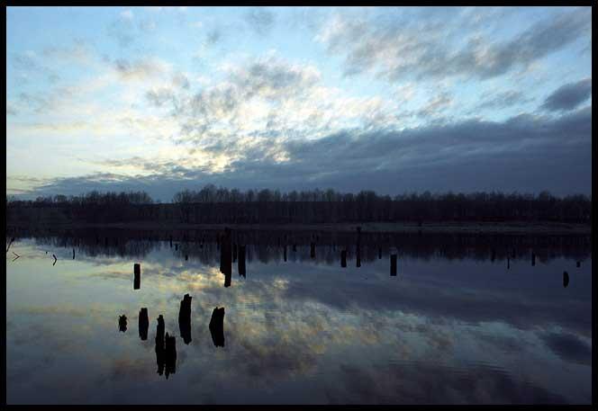 Озеро (первая)