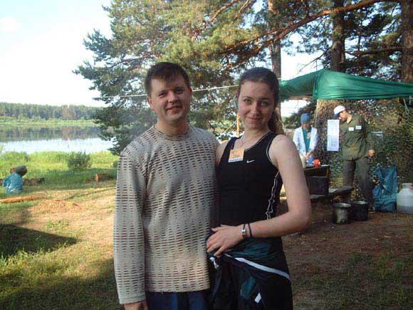Виталий и Дина