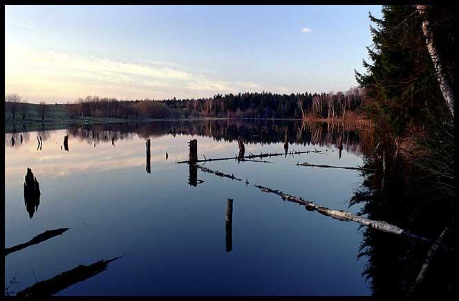 Озеро (третья)