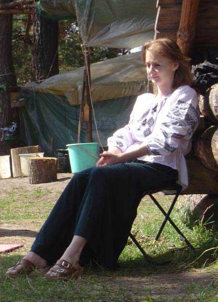 Светлана Бородина - ведущая семинара, НЛП-тренер