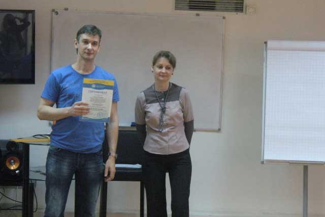 Сертификат настоящего НЛП-ера.