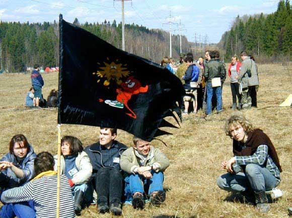 Флаг Чертей