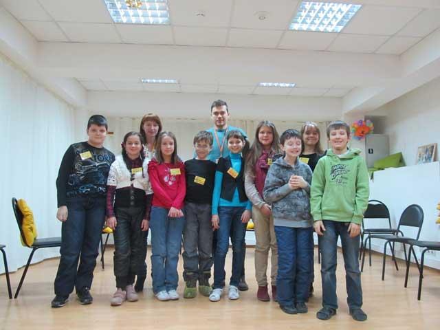 Младшая подростковая группа (10-12 лет)