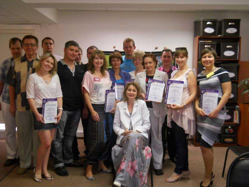 Эриксоновский гипноз (август 2011)