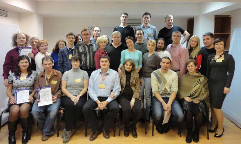 Эриксоновский гипноз - продвинутый (октябрь 2011)