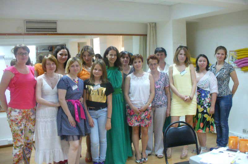 Школа стиля: секреты красоты (июль 2014)