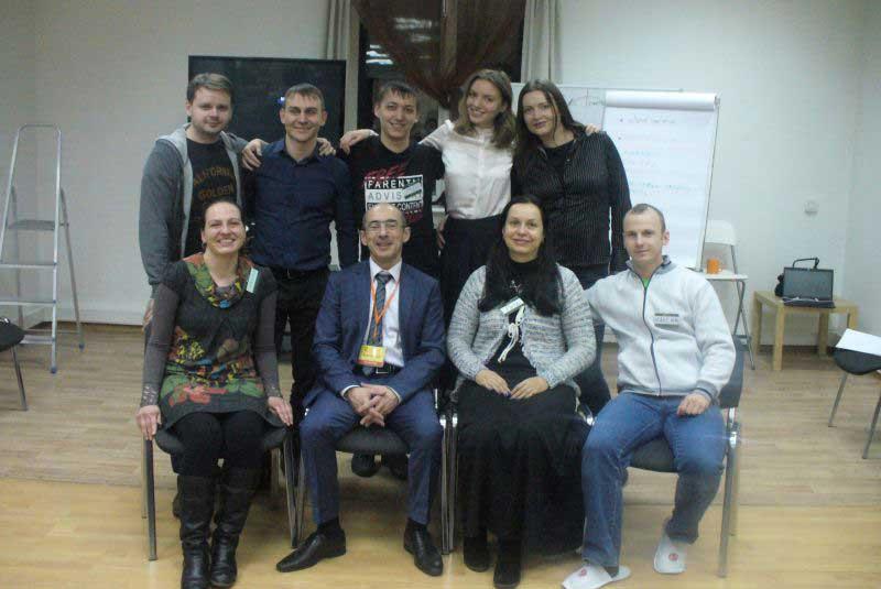 Тренинг уверенности с Евгением Яковлевым (март 2015)