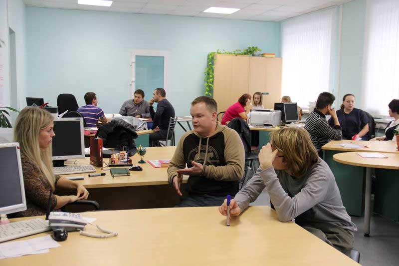 Тренинг на рабочем месте позволяет взглянуть на коллег по-новому.