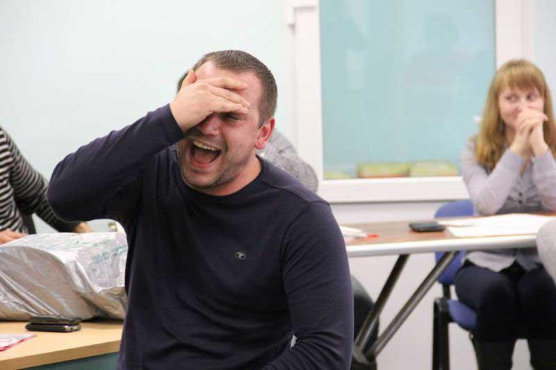 Яркие эмоции от обучения - залог качества и эффективности.