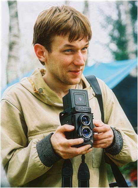 Костя с камерой (4-ая)