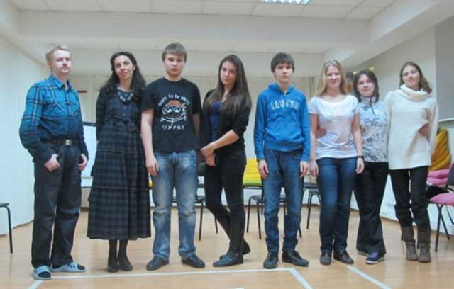 Юношеская группа (15-18 лет)