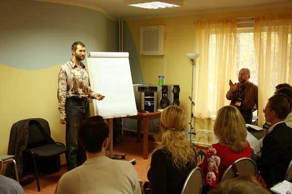 Выступление Василия