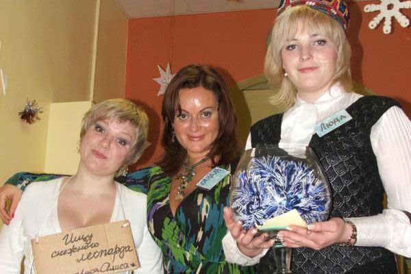 Лучшие женщины в России!