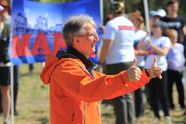 Николай Иванович Козлов - самый солнечный в Синтоне.