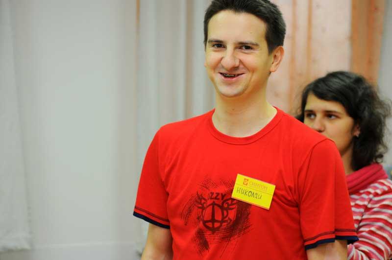 Позитивный Николай.