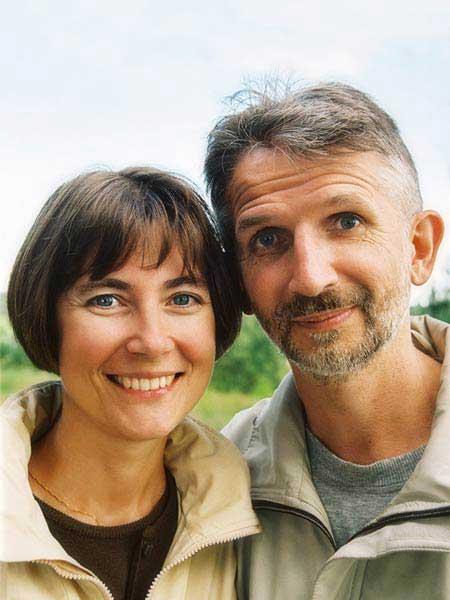 Николай Иванович и Марина