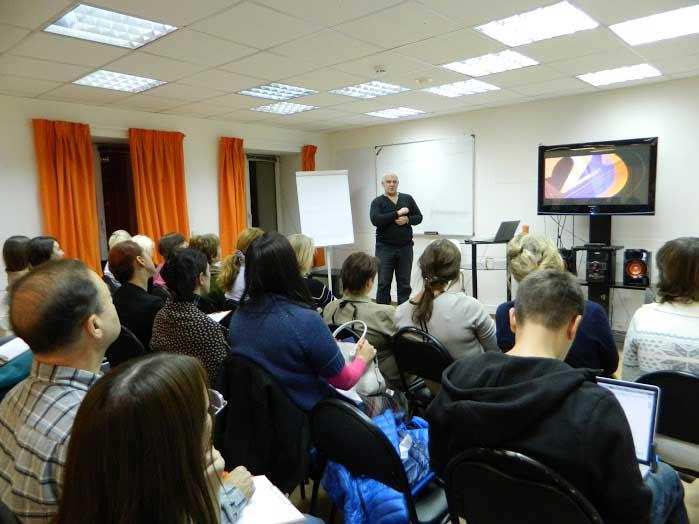 Стервология: совместный курс для мужчин и женщин (ноябрь 2014)