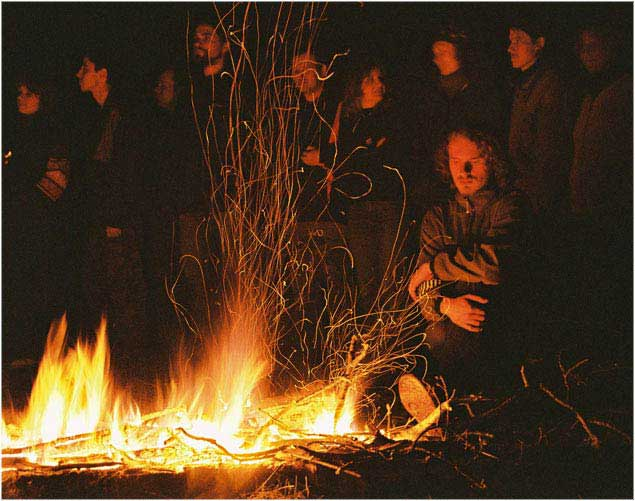 У огненной черты (2-ая)