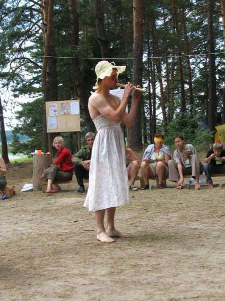 Флейтист-ка