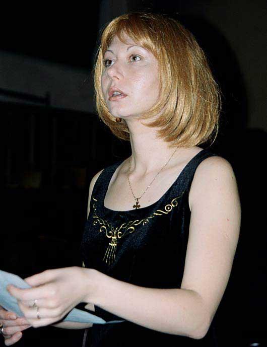 Марина Збронская