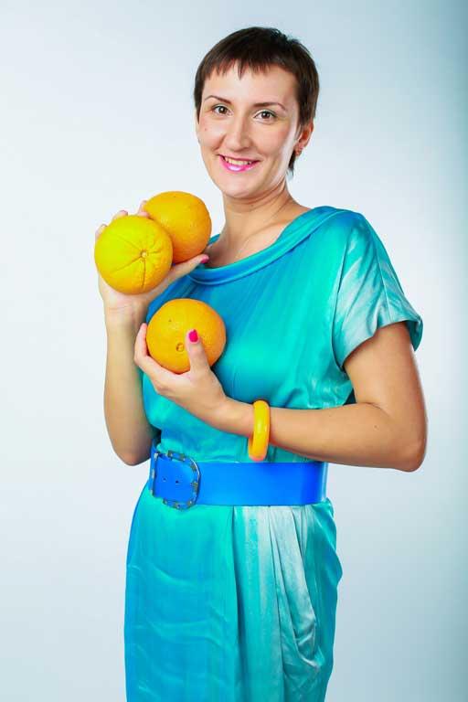 Апельсинчик?