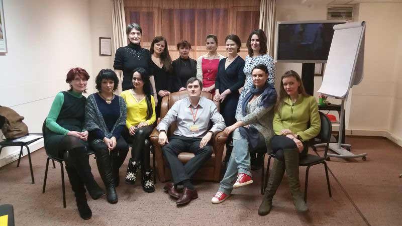 Эриксоновский гипноз с Владимиром Виноградовым (январь 2015)