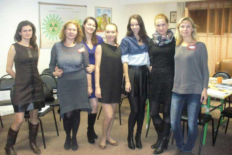 Школа соблазнения с Евгенией Стешовой (ноябрь 2014)
