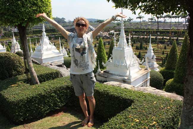 Истинно тайский пейзаж