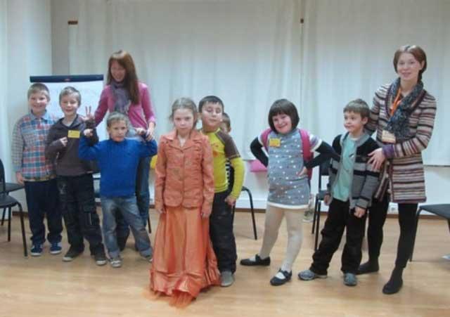 Детская группа (7-9 лет)