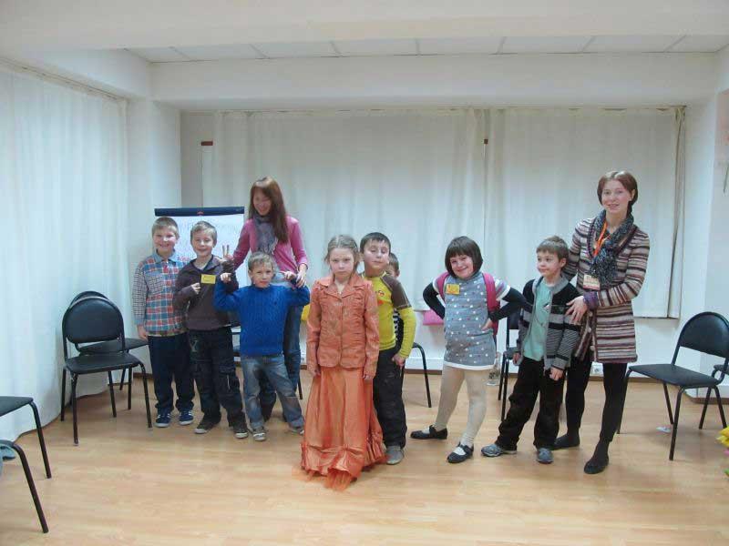 Детская группа 7-9 лет