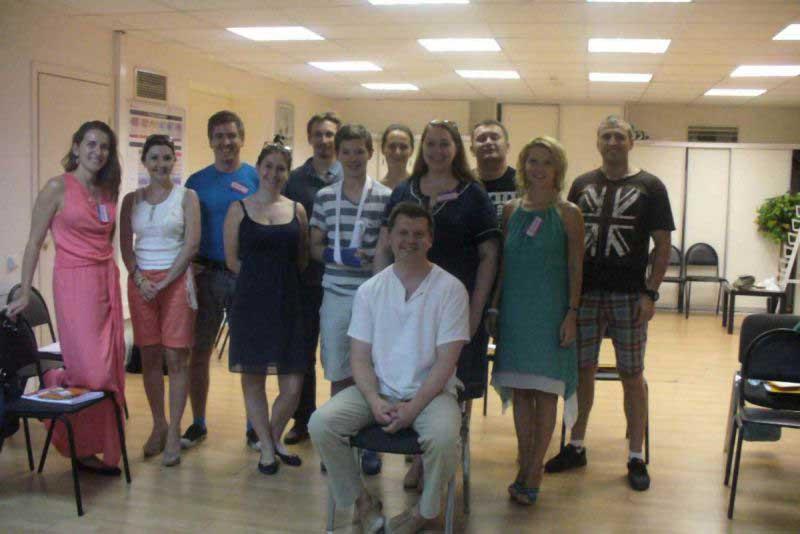 Скорочтение с Виталием Пичугиным (август 2014)