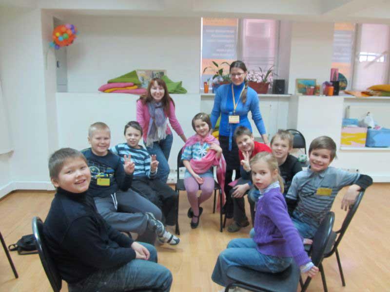 Детская тренинговая группа (9-11 лет)