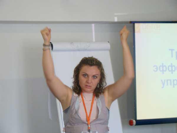 Ольга Паратнова делится бизнес-приёмами.