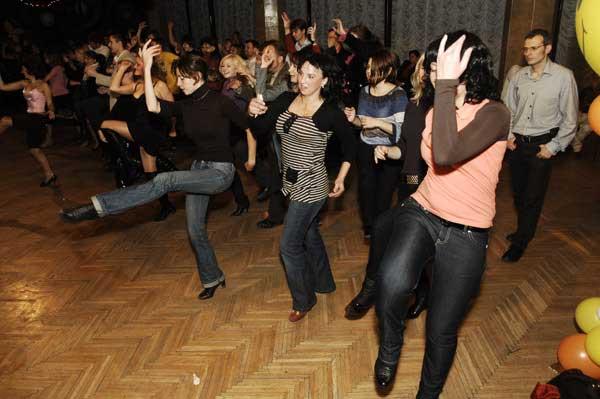 Во власти пламенного танца