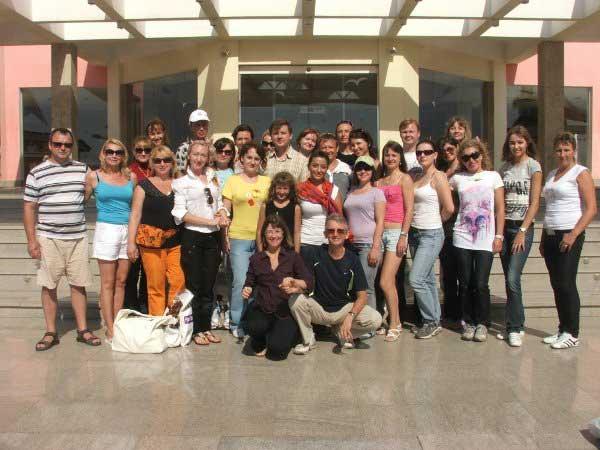 Египетская компания 2010