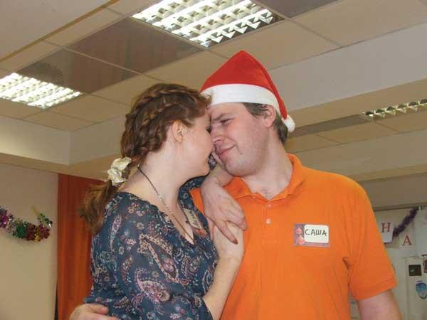 Какая же новогодняя ночь без сказочной истории любви?