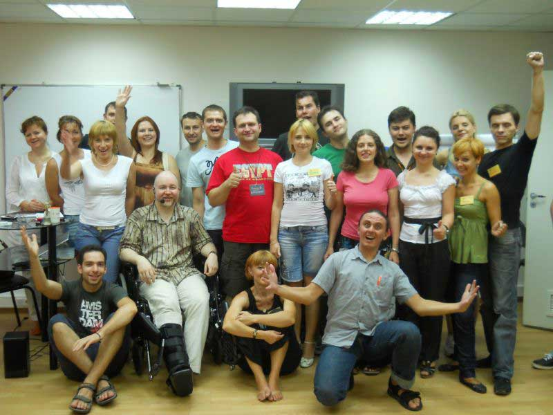 Школа Достигатора - продвинутый курс (август 2011)