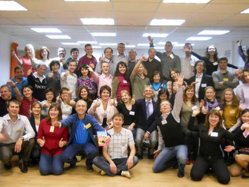 Мир эмоций с Н.И. Козловым (ноябрь 2011)