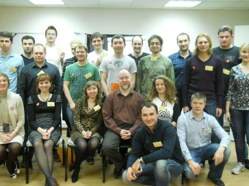 Школа Достигатора - продвинутый курс (ноябрь 2011)