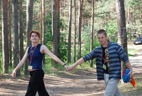 Иришка и Сергей