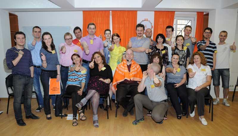 Школа Достигатора: Харизма (май 2012)