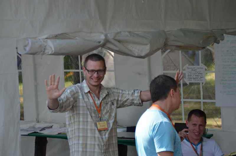 В роли надёжного тыла выступает Павел Зыгмантович.