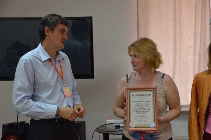 Этот сертификат - только начало вашего успеха.