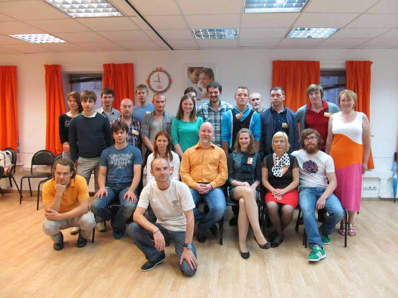 Школа Достигатора - продвинутый курс (июль 2013)