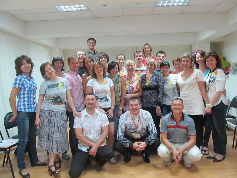 Базовый тренинг (июль 2012)