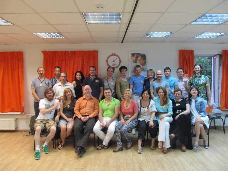 Июнь 2013 - Школа Достигатора