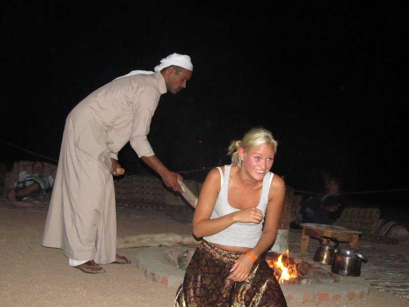 В гостях у настоящих бедуинов.